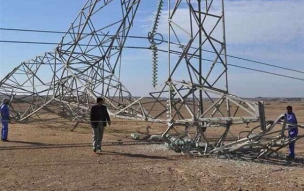 حزب الله عراق: اطلاعات عربستان پشت حمله به دکل های برق است